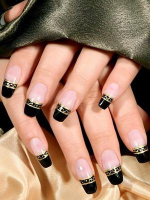 Юбки дизайн ногтей
