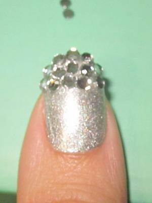 Дизайн ногтей простой фото пошагово