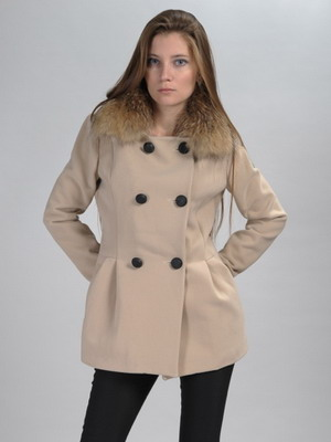 Короткие пальто на 2019 год  фото женских коротких пальто на весну и ... fea75e44d9a84