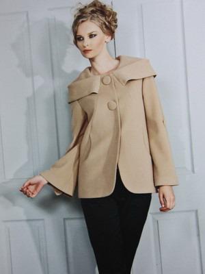 Короткие пальто на 2019 год  фото женских коротких пальто на весну и осень f97071ea0b207