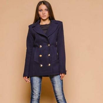 фото женское короткое пальто