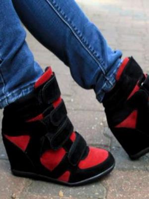 346345b3c Модные зимние сникерсы 2019: фото женской обуви, сникерсы на ...