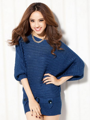 Модные женские пуловеры