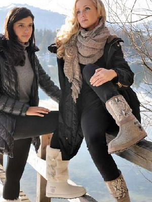 Модні жіночі дутики-2015 (сайт для жінок)  3bb56fef8fc38