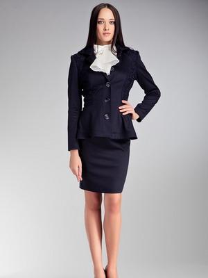 4e52a138828 Официальный стиль одежды  женские костюмы для офиса и их фото