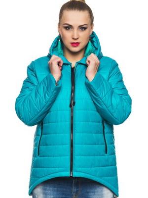 57001e3605f Куртки на синтепоне осенью 2019 года будут отличаться своим необычным  кроем. В изделиях может прослеживаться асимметрия