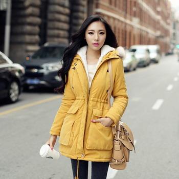куртка парка весенняя фото женская