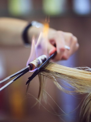 Лечение секущихся кончиков маслами для волос  список масел