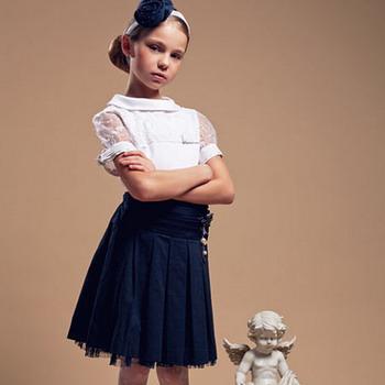 Модель юбки для подростка фото