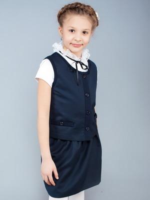 146cf14d023 Школьная форма для девочек 2019 и фото моделей модной школьной формы ...