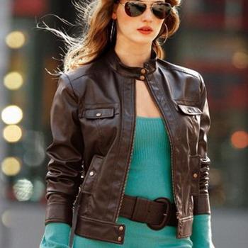 dd94c7f3de9 Верхняя одежда из кожи является незаменимой вещью для межсезонья. Выбирают  ее не только с целью защиты от холода и непогоды
