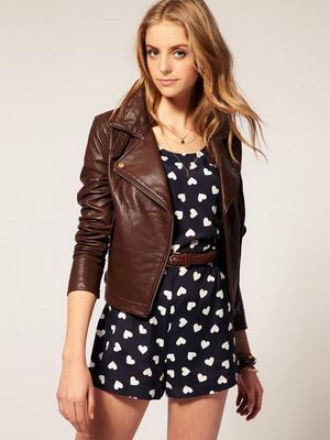 Модельеры кожаных курток