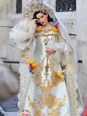 свадебные платья в русском народном стиле фото