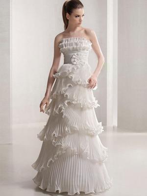 Свадебные платья в стиле 70 фото