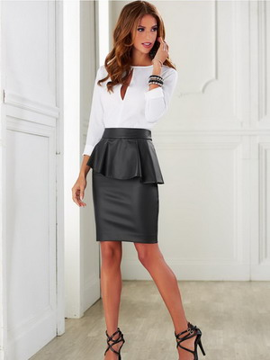 Показать юбки с блузками