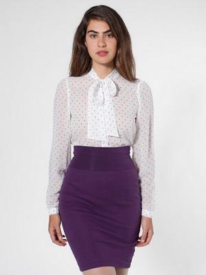 cb5a057377c Как правильно подобрать блузку к юбке и фото красивых сочетаний юбок ...