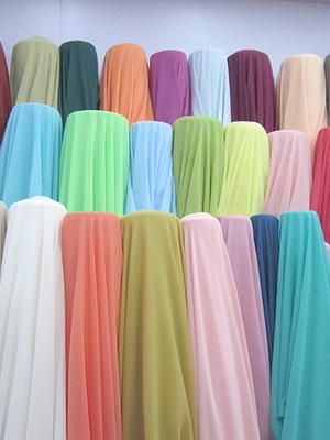 Шелковая ткань для платья купить