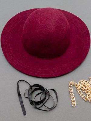Шляпы своими руками фото