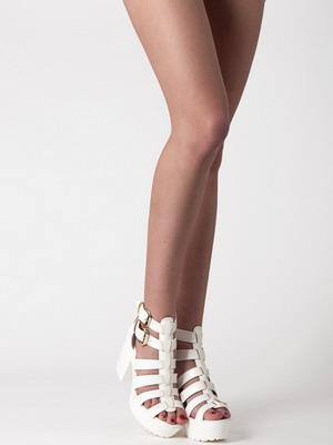 Черно золотые туфли