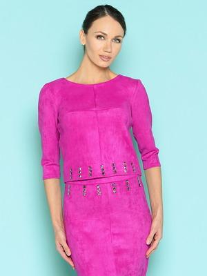 Модный костюм юбка с кофтой