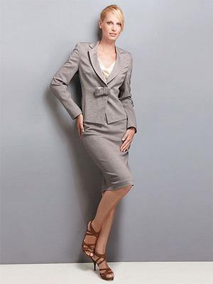 Фасоны женских костюмов