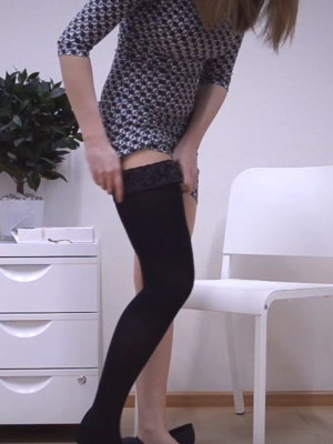Рот порно подруга надела чулки порно