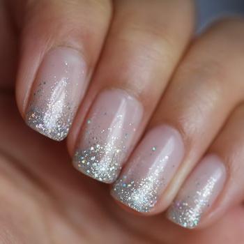 Красивые блестки для ногтей