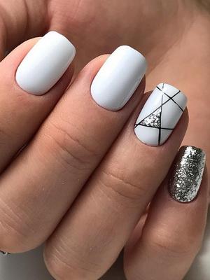 Ногти Шеллак Любительские Фото