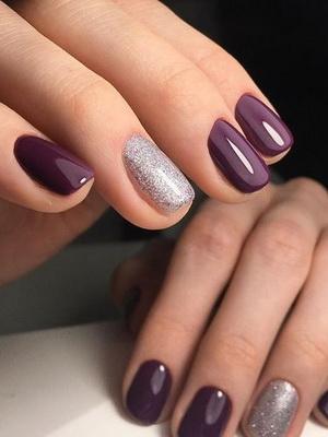 Рисунки На Короткие Ногти Фото Дизайн