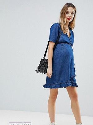 29399e249065 Какую одежду носить во время беременности: фото, как беременным ...