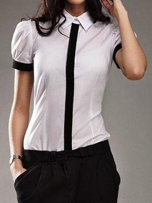 8c3c0a0c02d Блузки для девушек в школу выбираются по тем же критериям