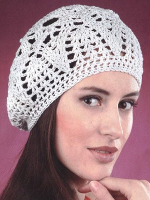 08783774141dab For the summer, fit openwork berets, there are velvet items, accessories  from cashmere and knitwear. The beret can be found even among the types of  women's ...